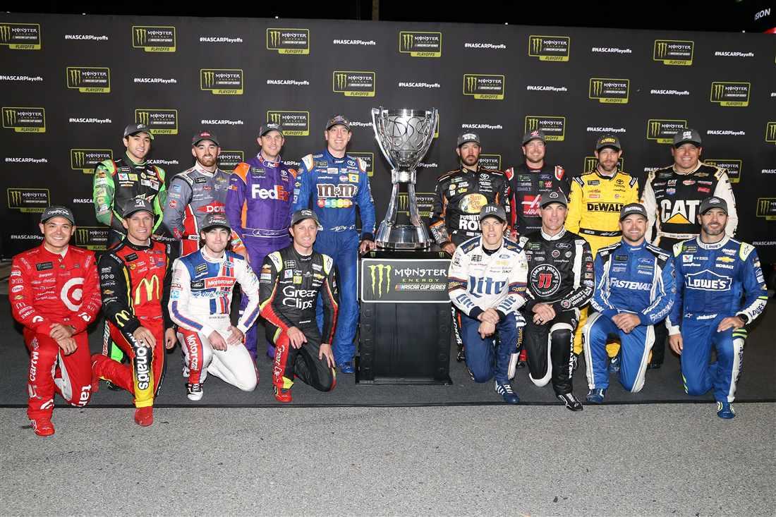 NASCAR   Anteprima playoff: tutti a caccia di Martin Truex Jr.