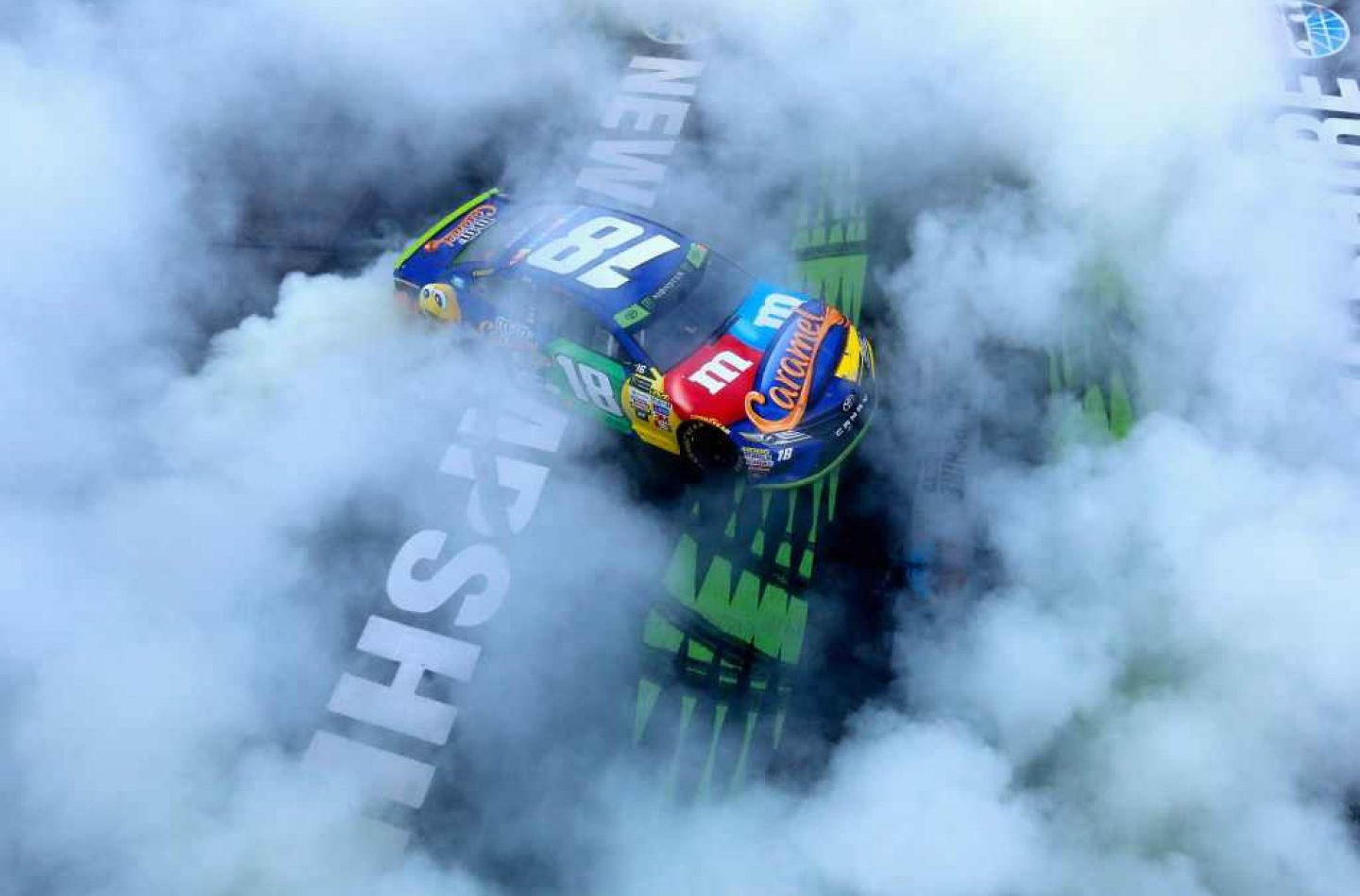 "NASCAR | ""Rowdy"" Busch vince in New Hampshire!"