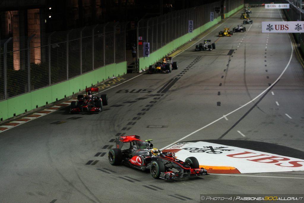 Singapore 2010: la prova di forza di Fernando 1
