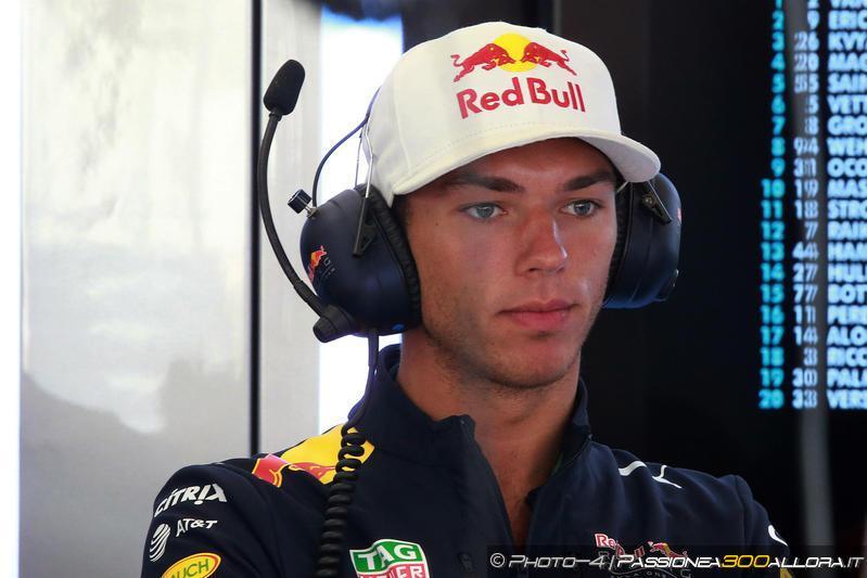 F1 | Toro Rosso: Gasly al posto di Kvyat dal GP Malesia