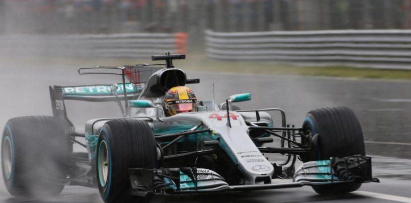 """<span class=""""entry-title-primary"""">F1   GP Italia, qualifiche incubo per la pioggia. Pole 69 per Hamilton</span> <span class=""""entry-subtitle"""">Si sta fermi due ore e mezza prima di ripartire. Alla fine l'inglese si prende il record di Pole</span>"""