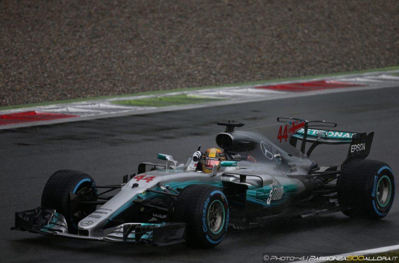 F1   GP d'Italia 2017, la griglia di partenza