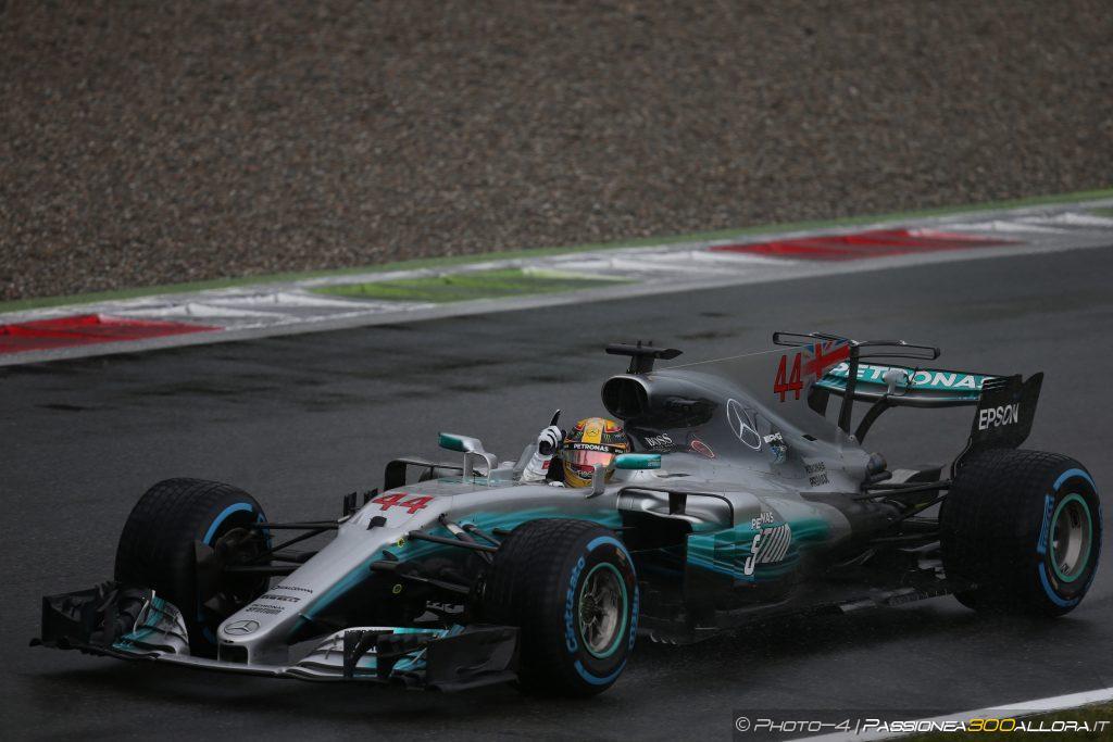 F1 | GP d'Italia 2017, la griglia di partenza