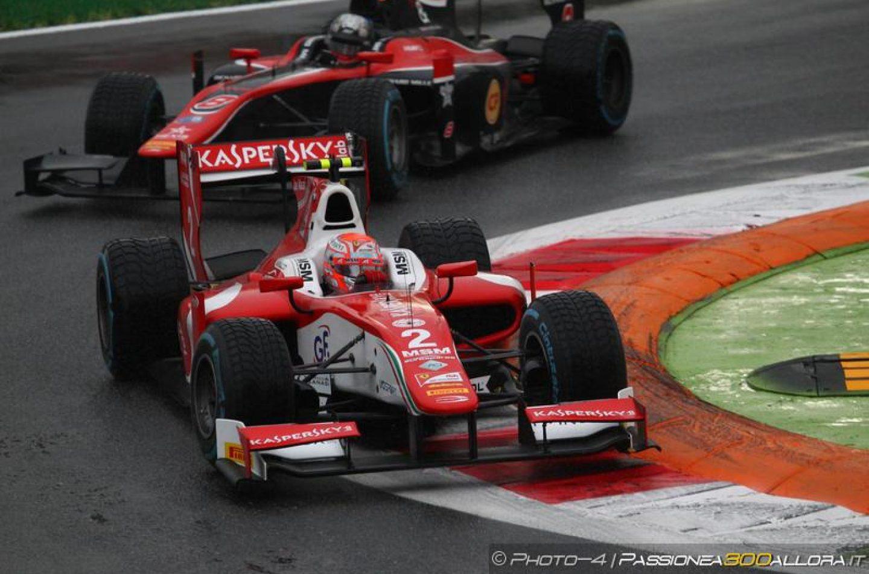 F2 | Ghiotto penalizzato, Fuoco vince gara-1 a Monza
