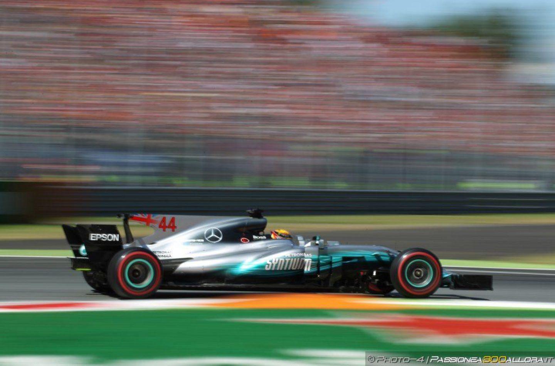 F1 | GP Italia: Hamilton fa 59, Bottas e Vettel (lontano) sul podio