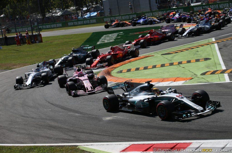 F1 | GP d'Italia 2017, gli ascolti TV