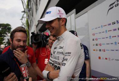 F1 | Esteban Ocon rinnova con Force India