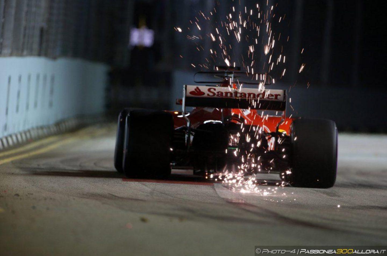 F1 | GP di Singapore 2017, la griglia di partenza