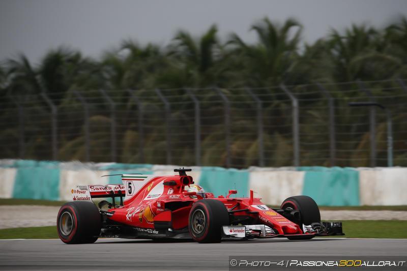 F1 | GP Malesia: le Rosse comandano sull'asciutto nelle FP2