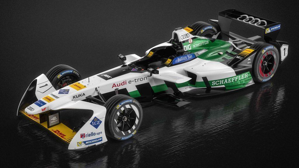 Formula E | Presentato il nuovo team Audi