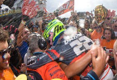 MXGP | Assen: Cairoli è campione del mondo!