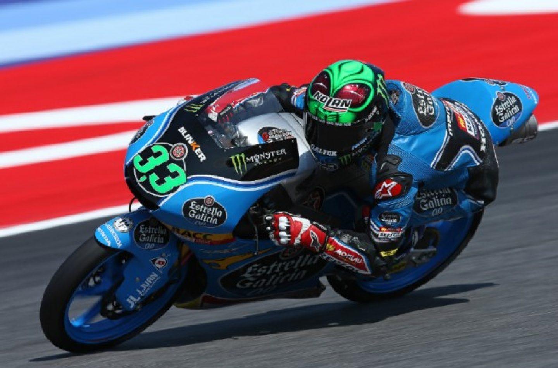 Moto3 | GP San Marino: Bastianini in pole position