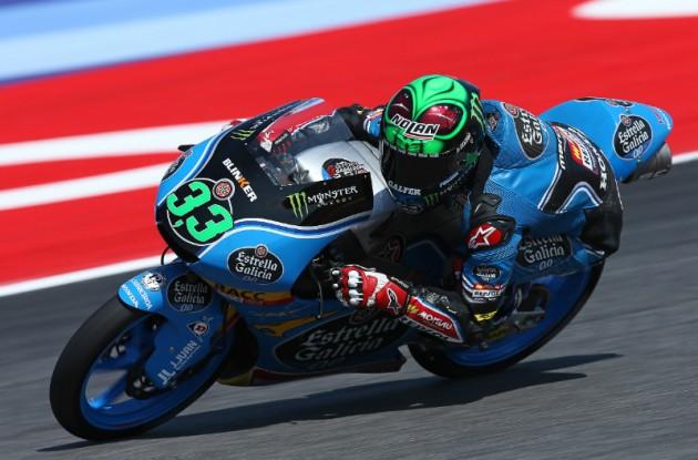 Moto3   GP San Marino: Bastianini in pole position