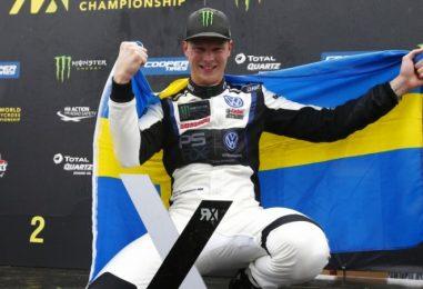 WRX | Lettonia: Kristoffersson vince ancora ed è campione del mondo