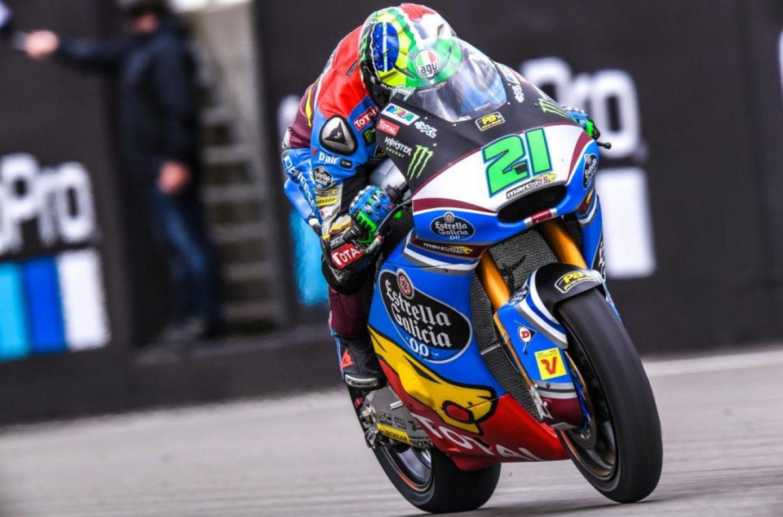 Moto2   GP Aragona: Morbidelli batte Pasini in un duello tutto italiano e vince