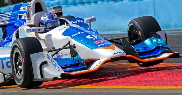Indycar   Dixon il più veloce nelle FP3