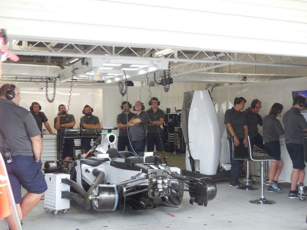 F1 | Test privato per Stroll a Suzuka