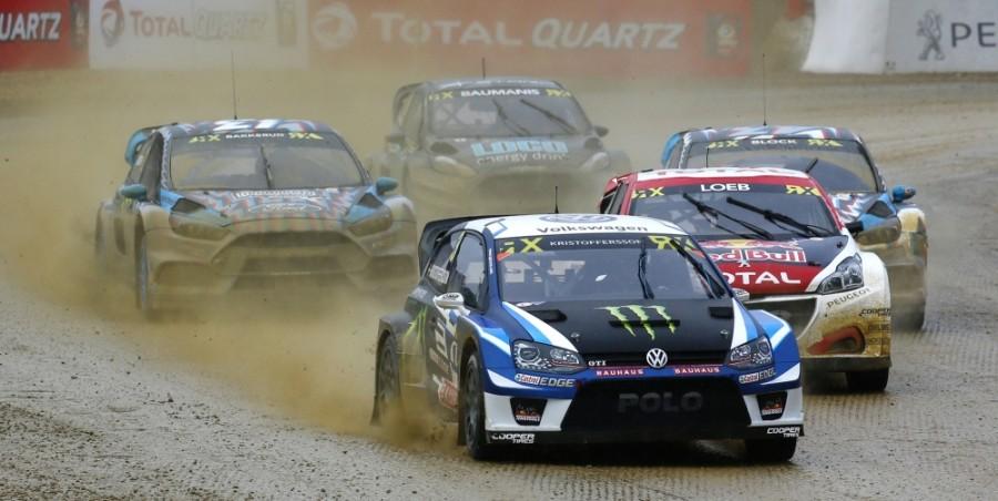 WRX | Francia: ancora Kristoffersson sul gradino più alto del podio
