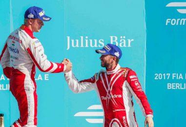 Formula E | Mahindra conferma la sua line-up per la quarta stagione