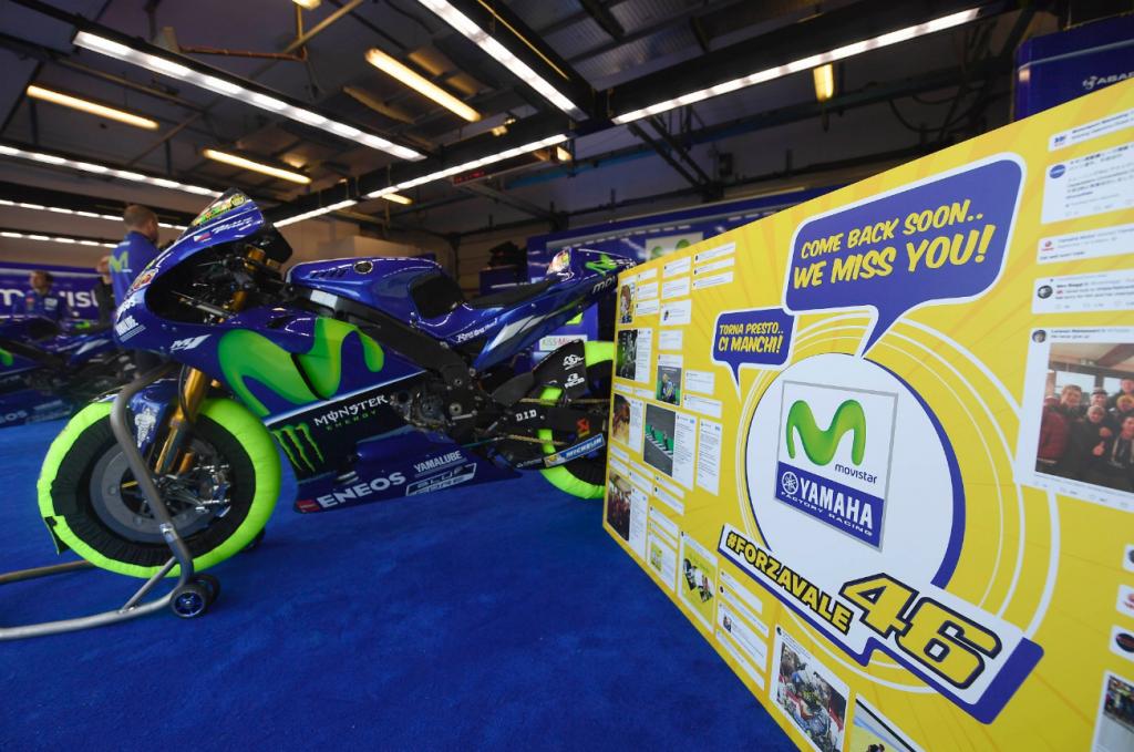 Che ne sarà del Motomondiale senza Valentino Rossi?
