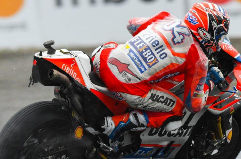 MotoGP   GP Giappone: altro duello Dovizioso-Marquez, vittoria incredibile del Dovi