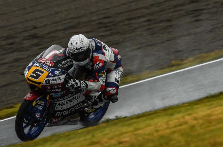 Moto3 | GP Giappone: dominio degli italiani, vince Fenati
