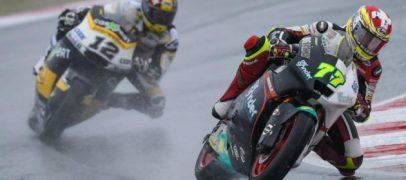Moto2 | Squalifica per Dominique Aegerter a Misano. Vittoria per Luthi