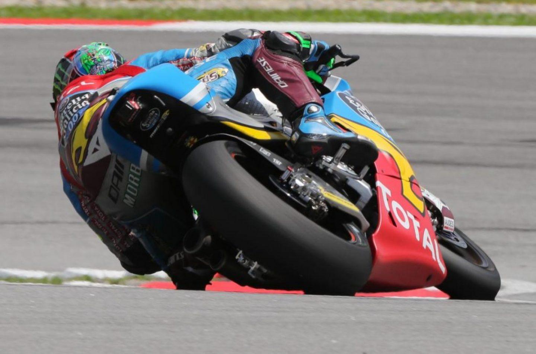 Moto2   GP Malesia: Morbidelli in pole position nonostante una caduta