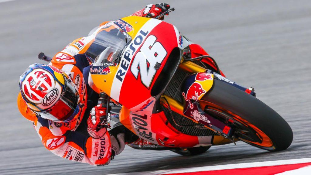 Date una moto a Dani Pedrosa!