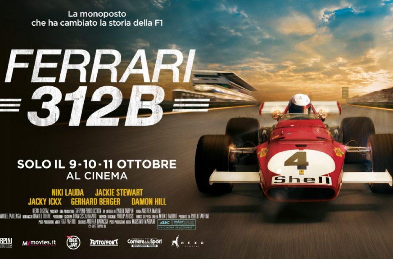 """""""Ferrari 312B"""", un film da non perdere"""
