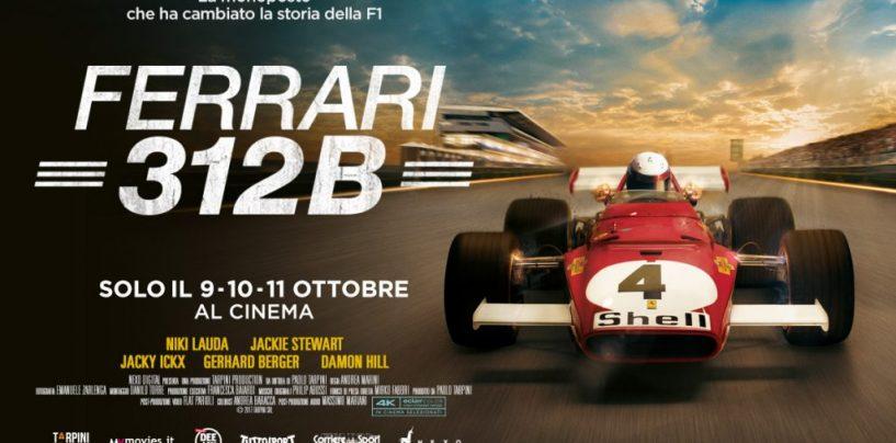 """<span class=""""entry-title-primary"""">""""Ferrari 312B"""", un film da non perdere</span> <span class=""""entry-subtitle"""">La storia di una vettura leggendaria raccontata in maniera romantica e strepitosa</span>"""