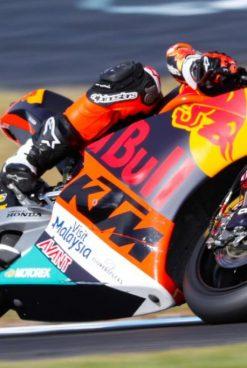 Moto2 | GP Australia: prima vittoria di Oliveira nella classe di mezzo. Doppietta KTM