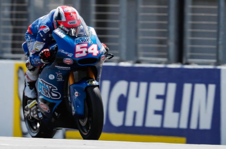 Moto2 | GP Australia: Pasini torna in pole position, la quinta dell'anno