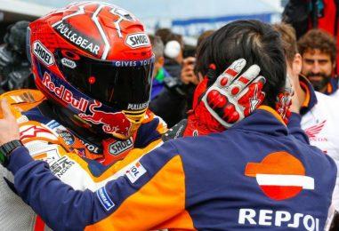 MotoGP | GP Australia: sesta vittoria dell'anno di Marquez. Colpaccio per il mondiale