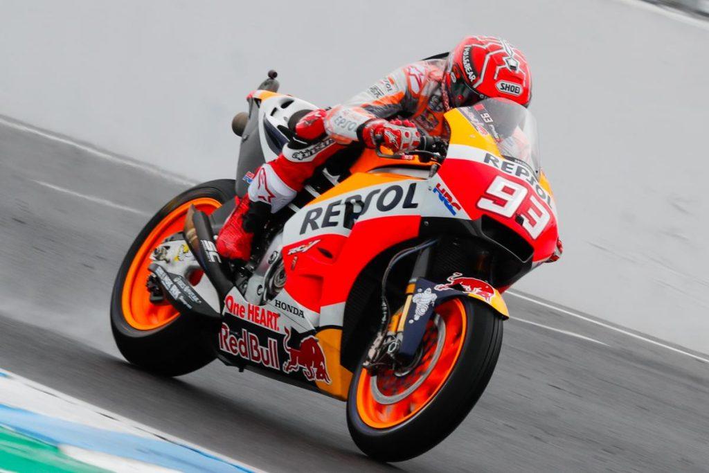 MotoGP   GP Australia: Marquez su un altro pianeta, è sua la pole