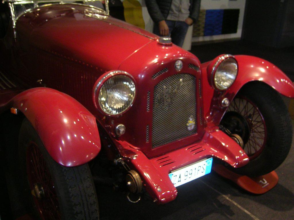 Auto e Moto d'Epoca, Fiera di Padova 2017