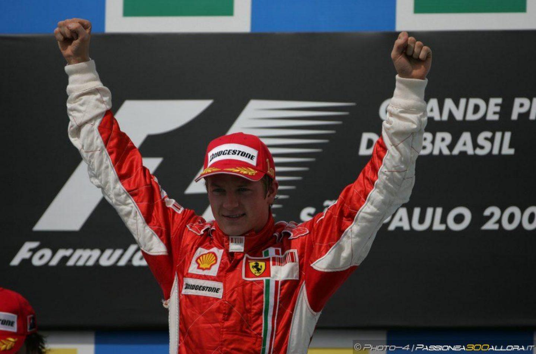 Dieci anni dopo: da Kimi a Kimi