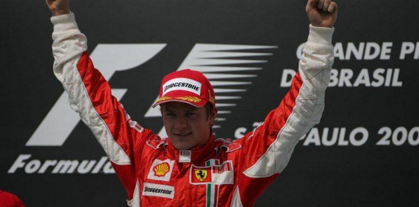 """<span class=""""entry-title-primary"""">Dieci anni dopo: da Kimi a Kimi</span> <span class=""""entry-subtitle"""">Il 21 ottobre 2007 l'ultimo titolo piloti a Maranello. Da allora ad oggi, quante cose sono cambiate...</span>"""