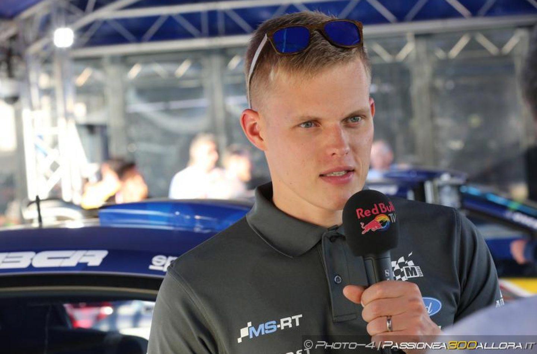 WRC   Tänak firma con Toyota per il 2018