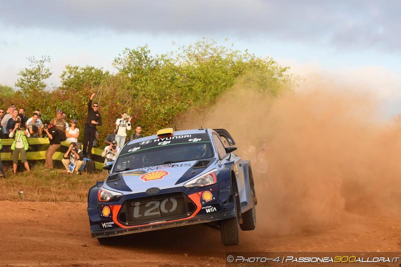 WRC   Catalunya: Mikkelsen e Østberg iniziano al top