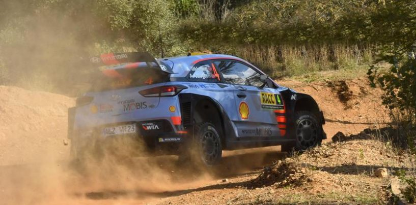 "<span class=""entry-title-primary"">WRC   Catalunya: Mikkelsen chiude la prima tappa al comando</span> <span class=""entry-subtitle"">Ogier in recupero, Østberg perde posizioni ed è quinto</span>"