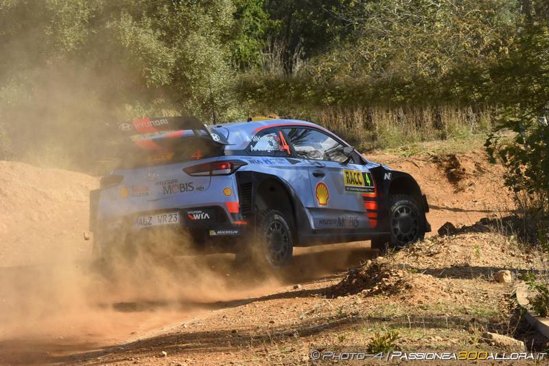 WRC | Catalunya: Mikkelsen chiude la prima tappa al comando