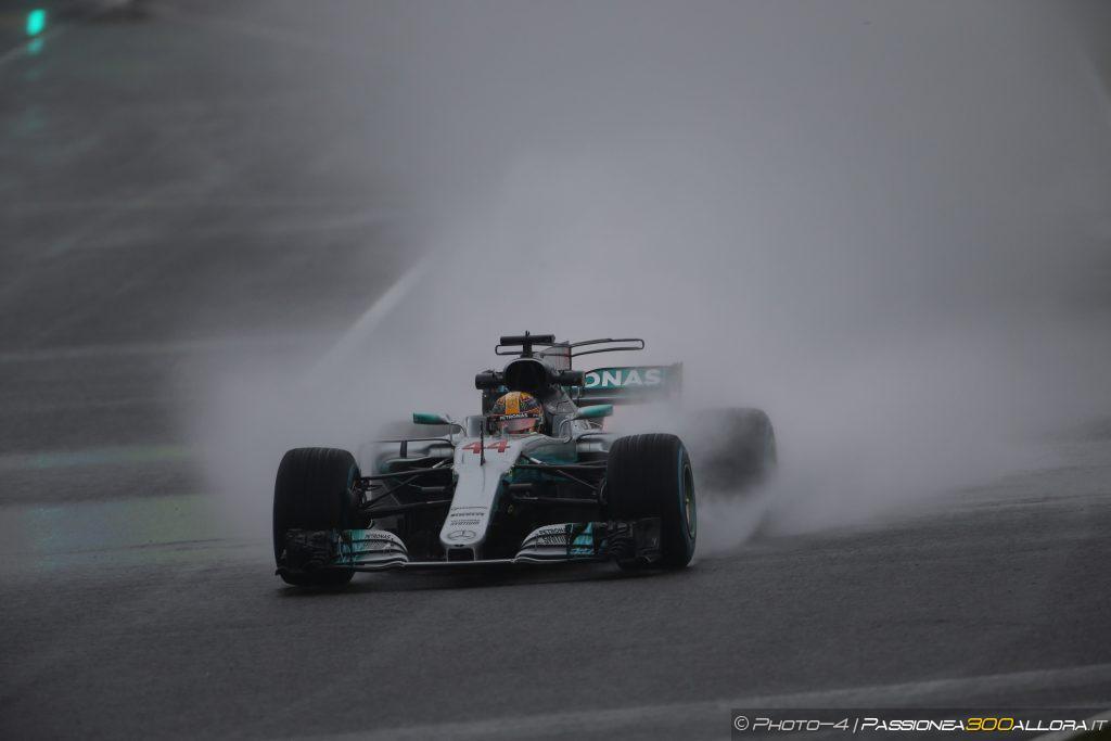 F1 | GP Giappone, FP2: la pioggia ferma tutti, solo in cinque con un tempo