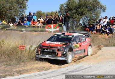 WRC | Catalunya: Meeke resta primo, Sordo e Mikkelsen out