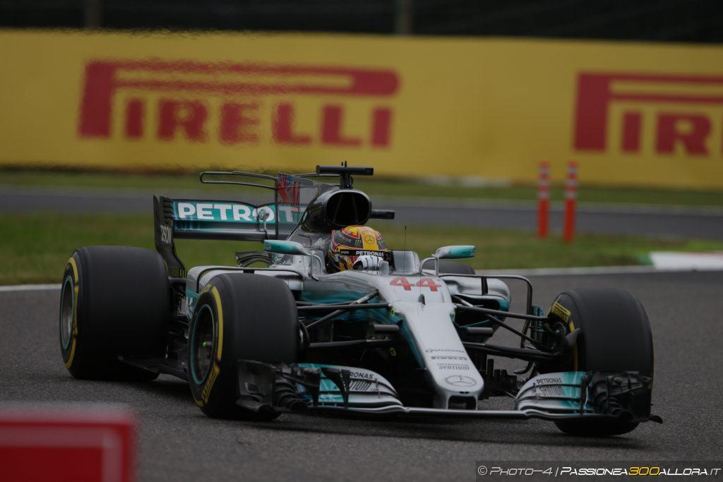 F1   GP Giappone: Hamilton colpo mondiale, Vettel KO dopo pochi giri