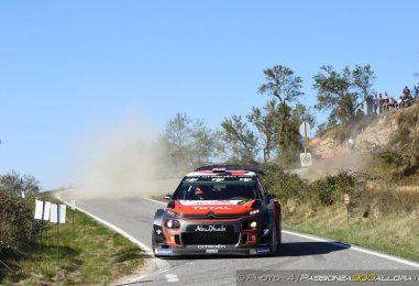 WRC | Catalunya: Meeke vince ed esce dal tunnel, colpo mondiale per Ogier