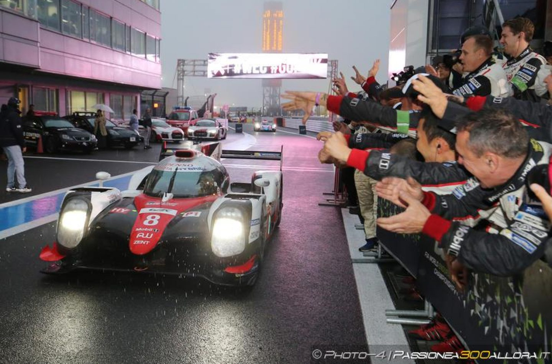 WEC   Fuji: doppietta Toyota, festa Porsche rimandata