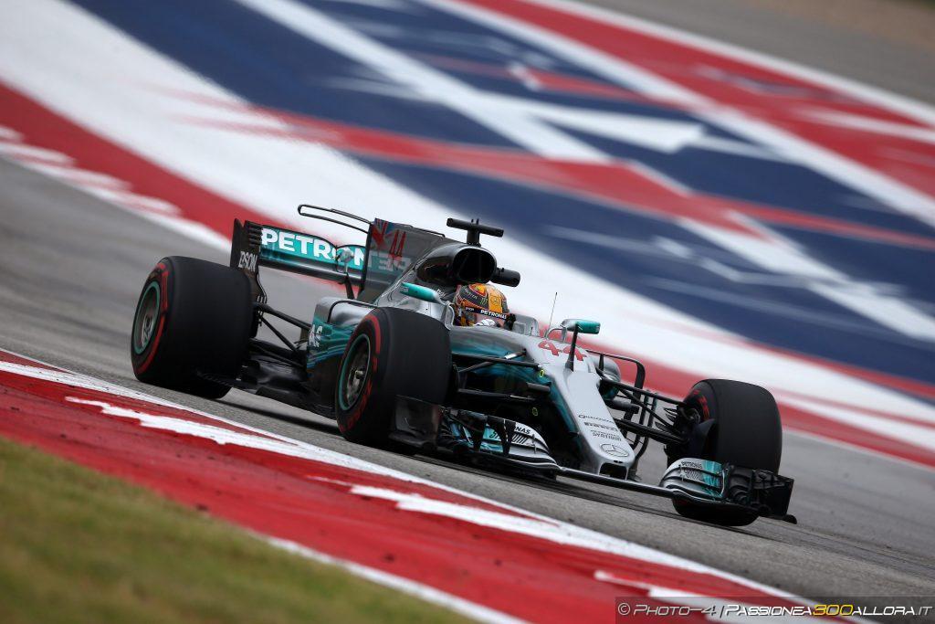 F1 | GP Stati Uniti, FP2: Hamilton ancora al top