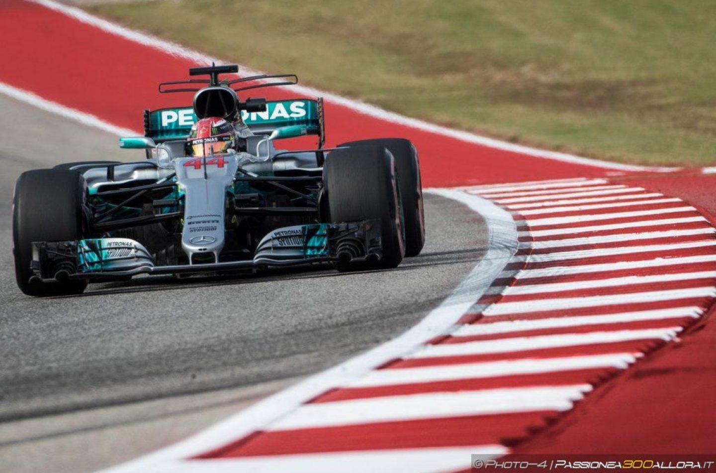 F1 | GP Stati Uniti, FP3: ancora Hamilton in testa, Ferrari vicina