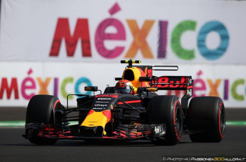 F1 | GP Messico, FP3: Verstappen indiavolato